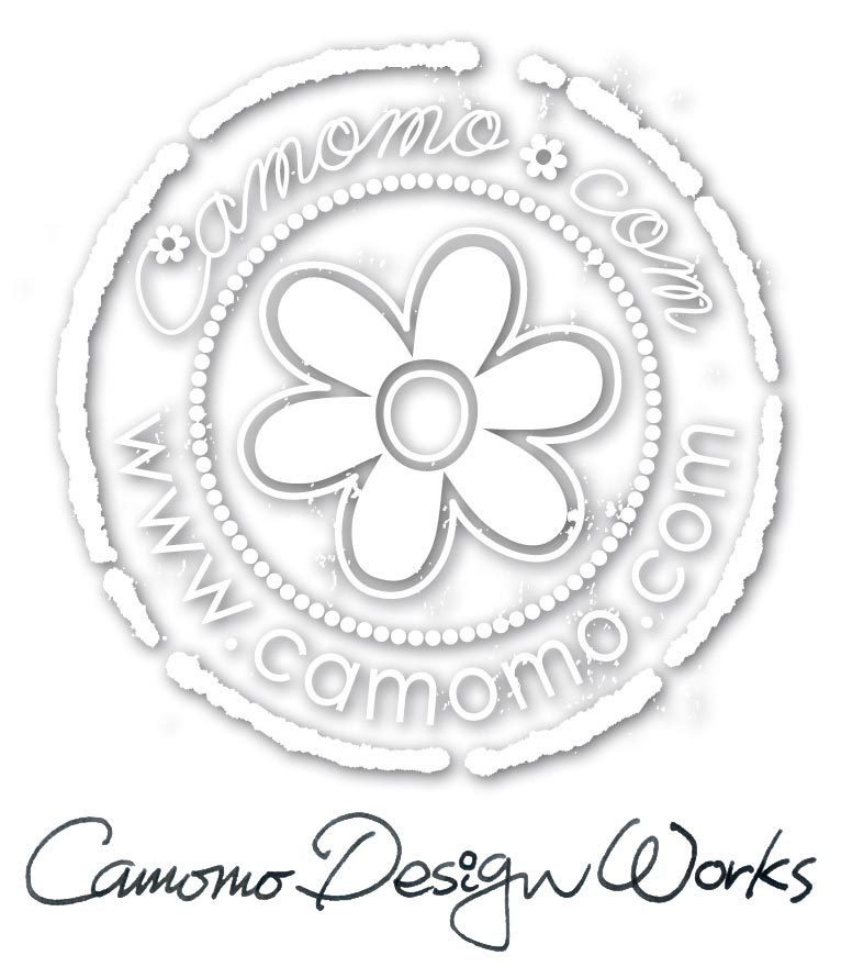 Camomo Design Works ロゴ