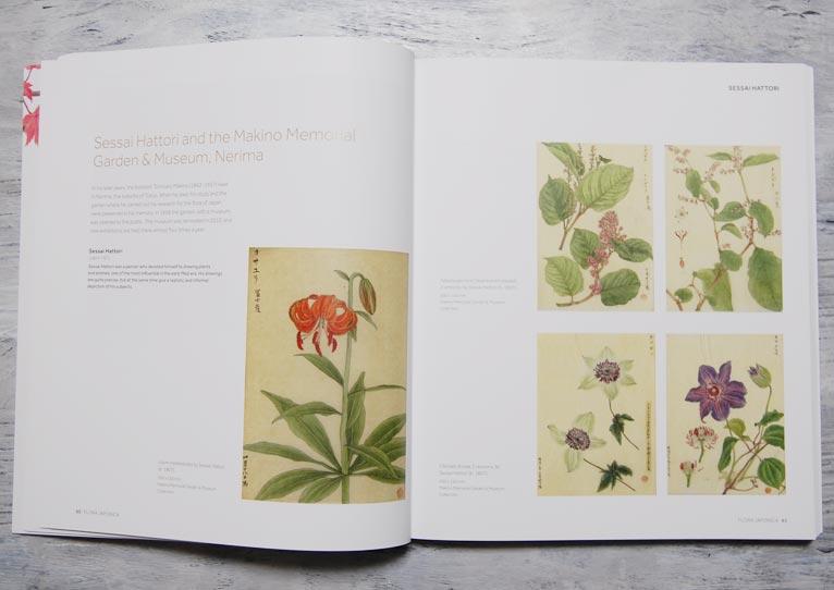 Flora Japonica Exhibition フローラ・ヤポニカ展