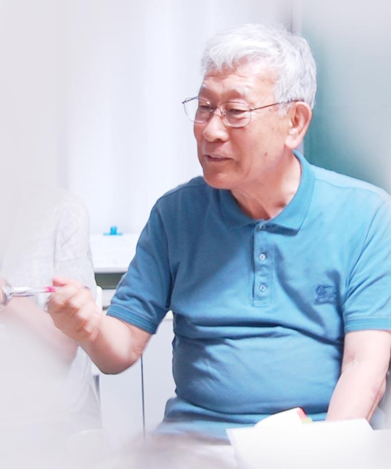 植物百般 インタビュー「ガクメイってなんだ?」JGN代表理事 大場秀章