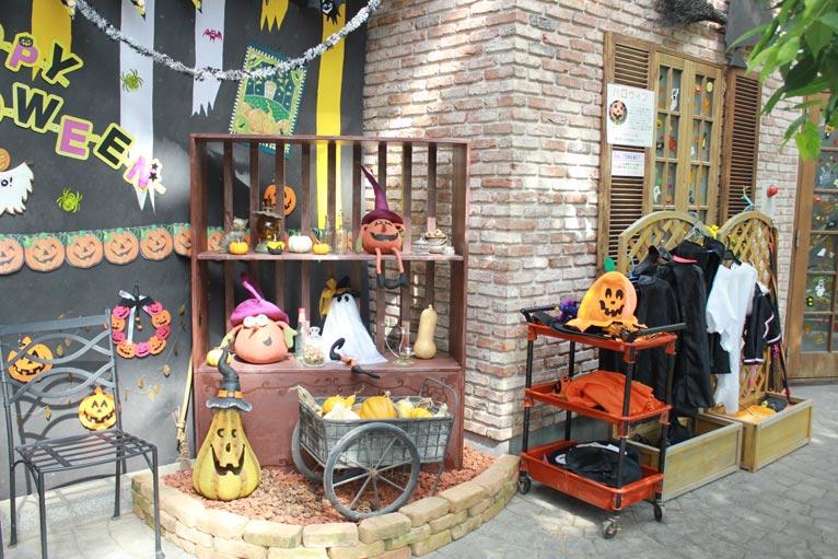 2016年10月1日〜31日「Happy Halloween ハッピーハロウィンはままつフラワーパーク