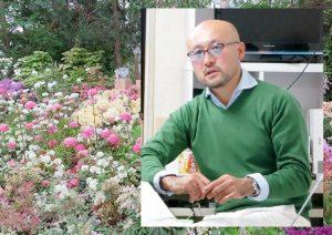 植物百般 インタビュー「チェルシーフラワーショウに行こう!」 JGN理事 花咲園芸総研代表 舘林正也