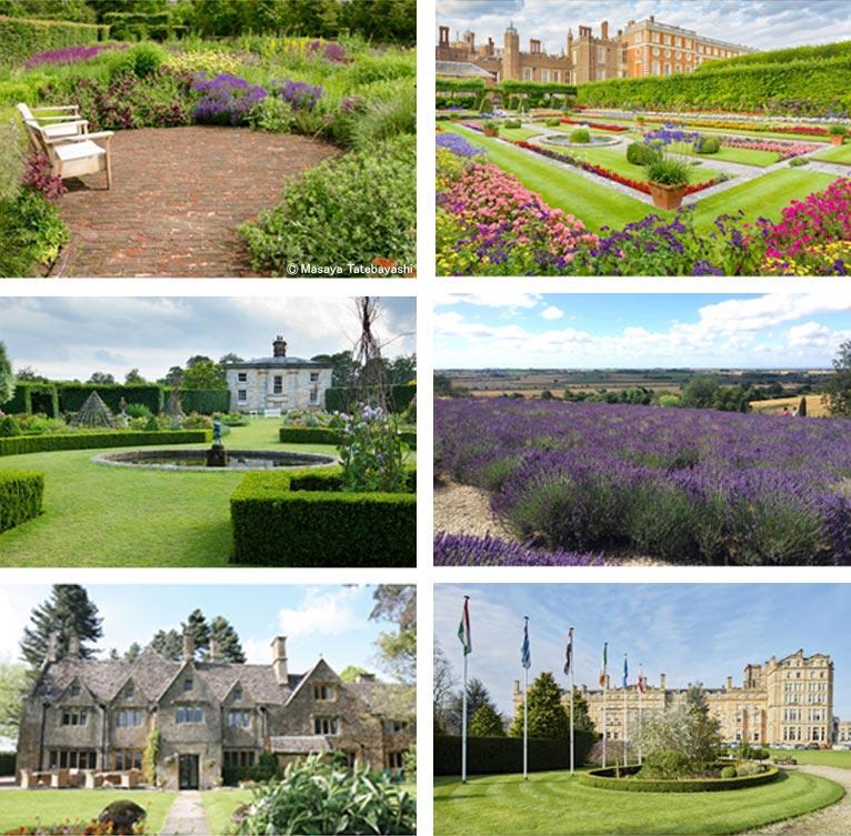 2017年7月1日~8日【旅の学校】ガーデンデザイナー吉谷桂子さんと訪ねる英国の美しい庭 ヨークシャー地方の名園と、ハンプトンコートフラワーショー8日間