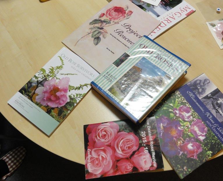 第8回JGN音羽サロン「ニュージーランド バラ事情~海外からバラが入らない?知られざる南半球の園芸大国の現状~を終えて」