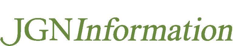JGNinformation(JGNインフォメーション)