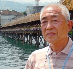 JGN創立メンバー藤田 茂(ふじた しげる)
