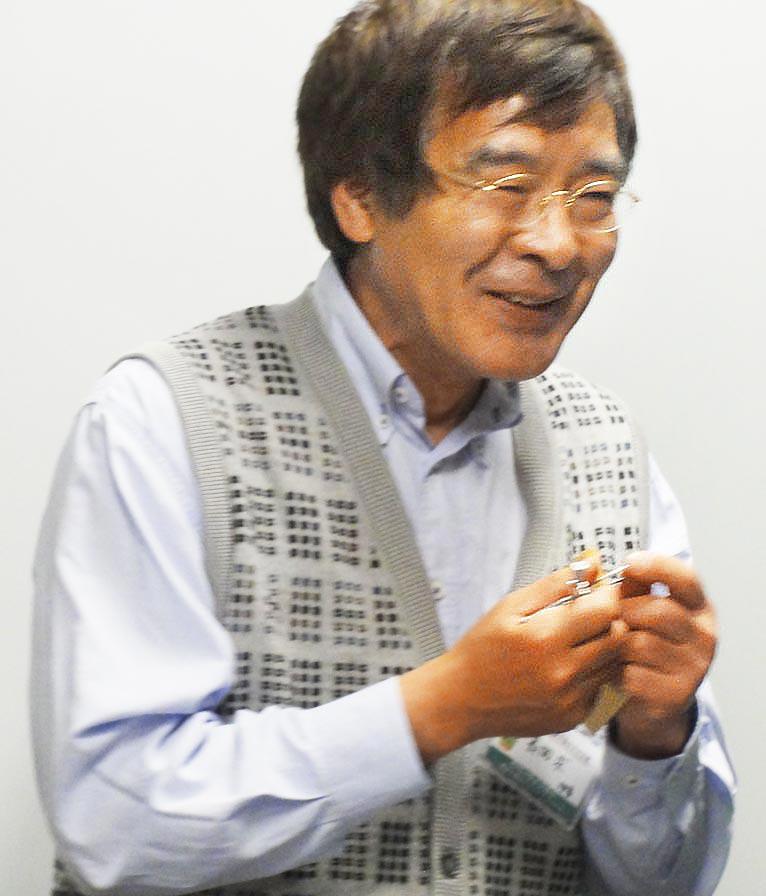 植物百般 インタビュー「植物マニアの東チベット紀行」JGN理事 (株)フラワーオークションジャパン取締役 長岡 求