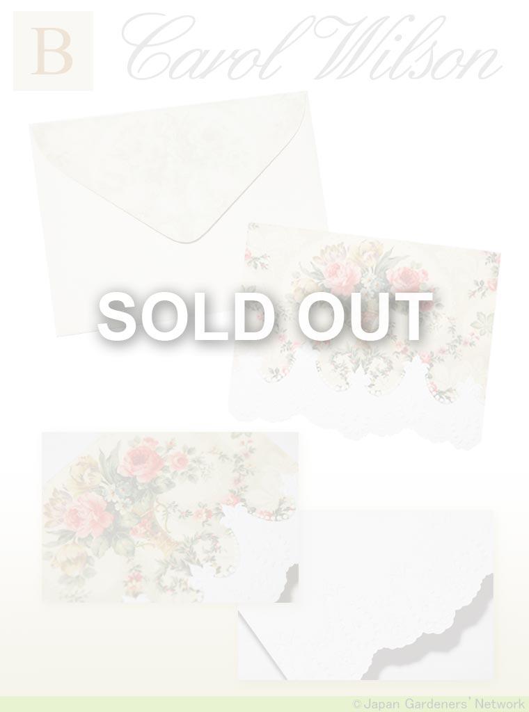 【JGN WEB SHOP】Carol Wilson Fine Arts Stationery Card&Envelope キャロルウィルソン カード(封筒付)