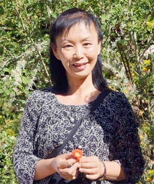植物百般 インタビュー「ニュージーランドのバラ事情」JGN創立メンバー千葉県立中央博物館主任上席研究員/生物多様性センター 御巫由紀