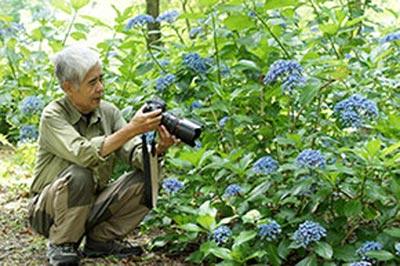 2018年6月2日・8月8日・11月3日 写真家 新井 幸人さんの恒例のフォトイベント『撮影教室』 赤城自然園