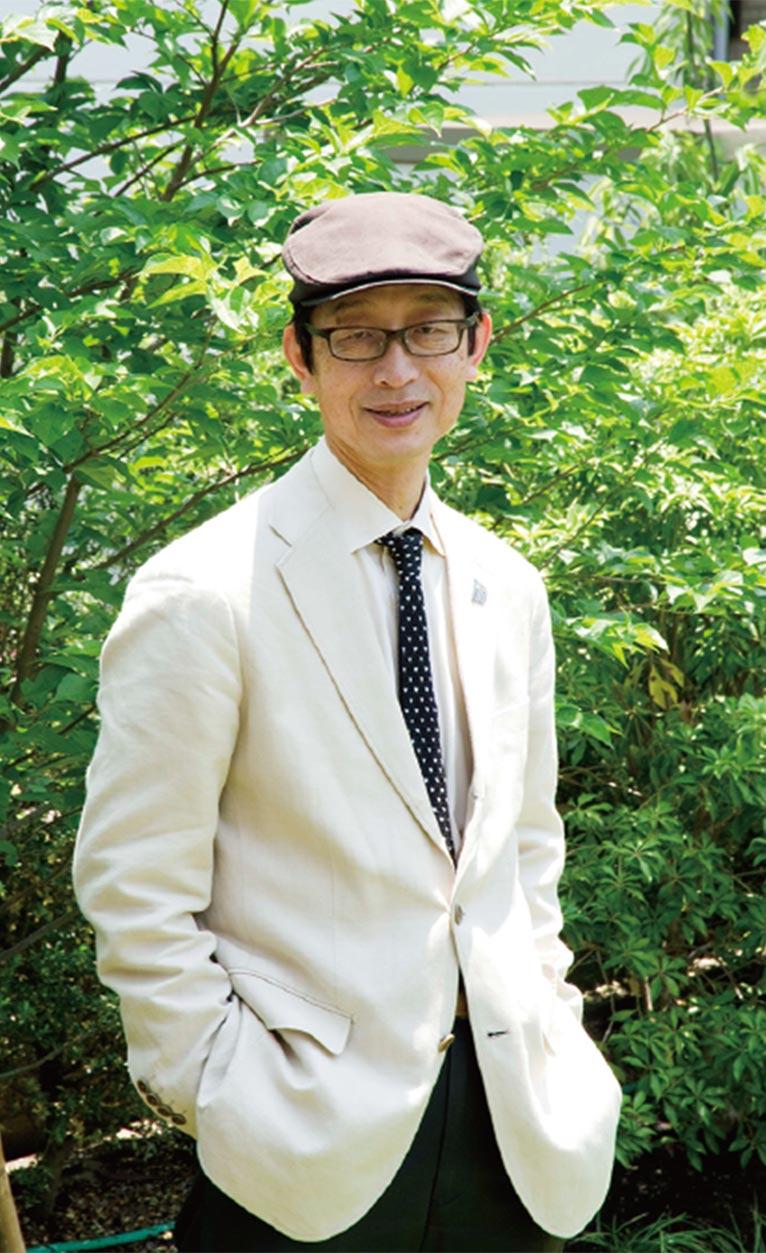 エービーデザイン株式会社代表、ガーデンデザイナー JGN創立メンバー 正木 覚