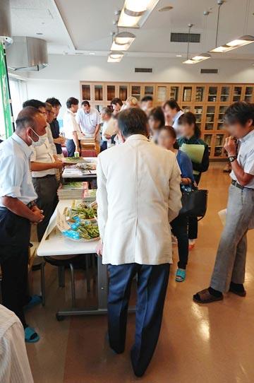 NPO法人 野菜と文化のフォーラム「エダマメフォーラム」に参加しました