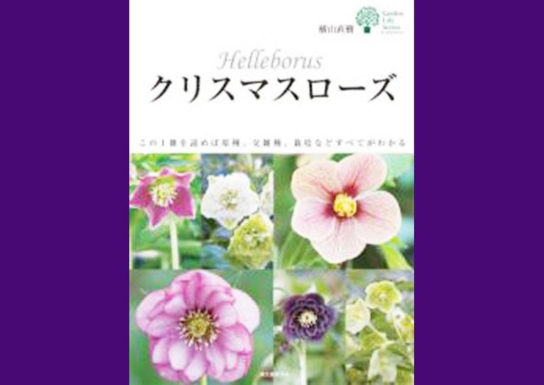 Helleborusクリスマスローズこの1冊を読めば原種、交雑種、栽培などすべてがわかる横山直樹