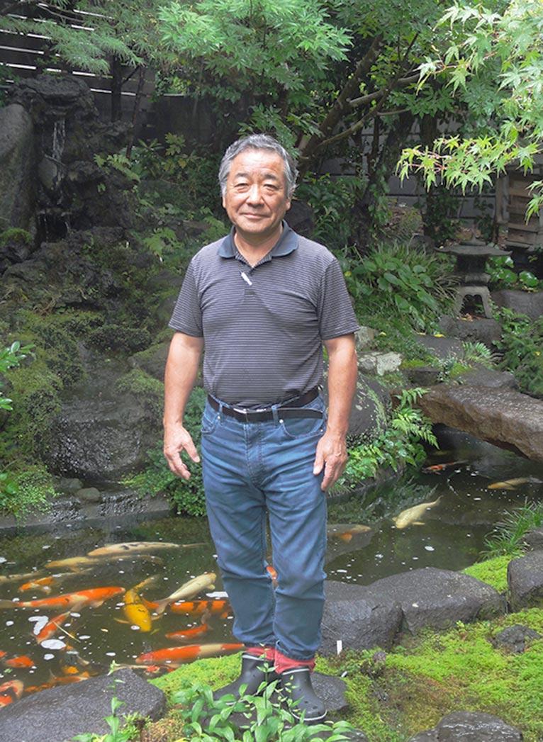 JGN NEWS LETTER 2019年初秋号 Vol.12(その1)Comment(コメント)JGN創立メンバー 園芸家 武内 嘉一郎氏