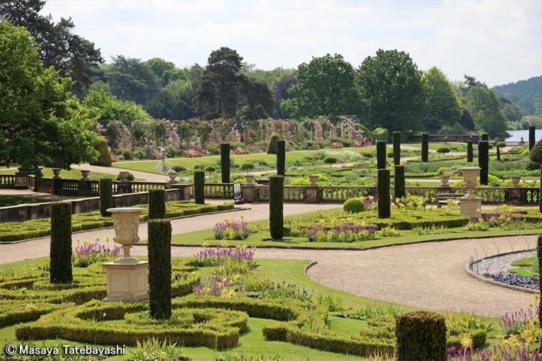 2020年6月16日~22日キューディプロマ修了舘林正也先生と行く英国ガーデンツアー英国王立園芸協会(RHS)の最新ガーデン&憧れの有名デザイナーの名庭をめぐる旅(7日間)Trentham Gardens(Tom Stuart-Smith デザイン)