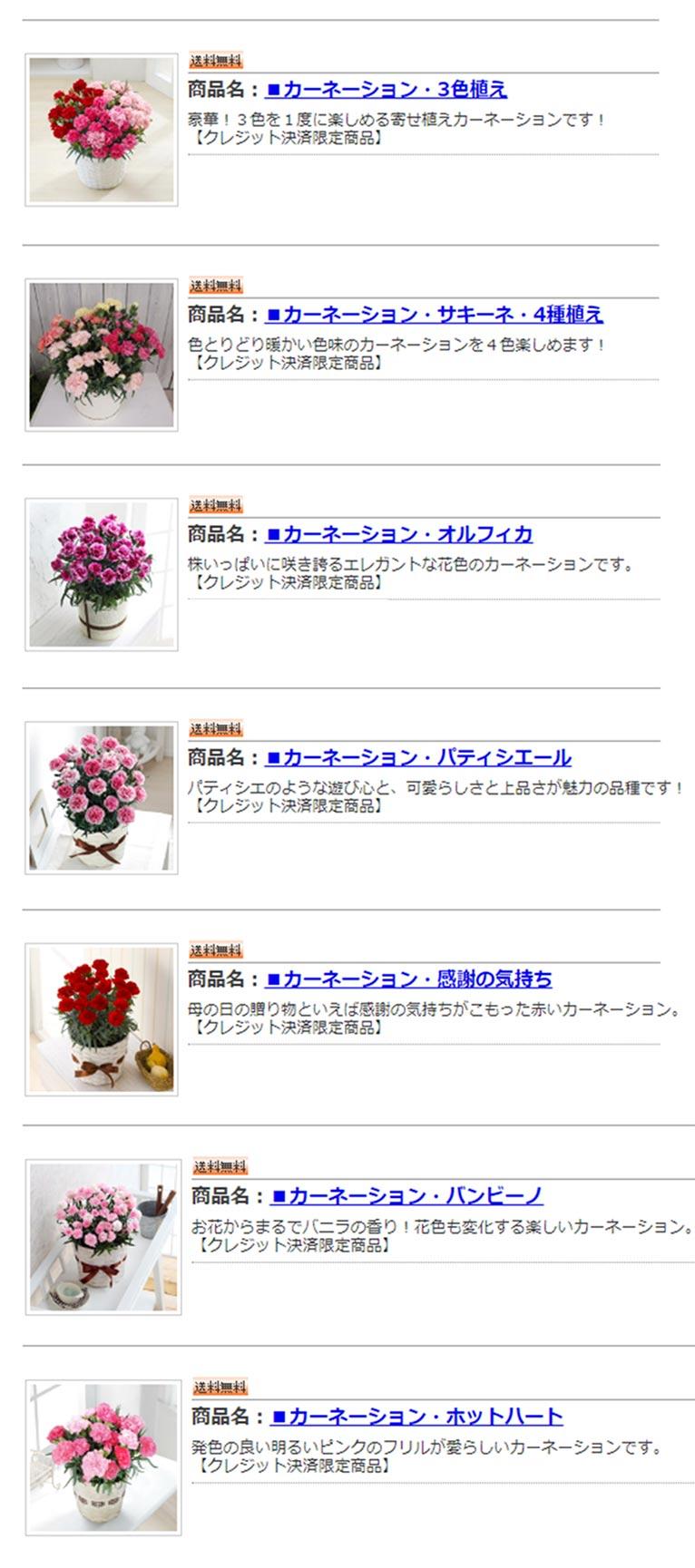 2020年3月12日~『母の日ギフト』の通信販売を開始しました。 通信販売サイト 富士山麓野菜オトノハ