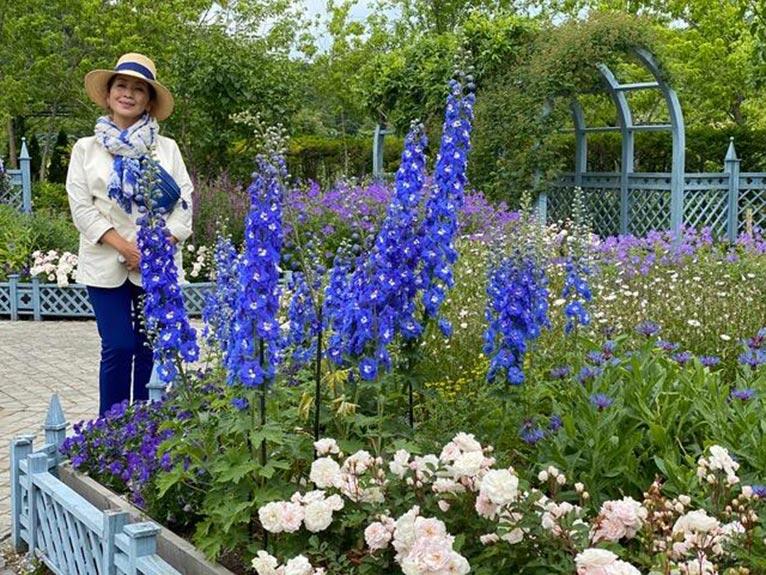 6月の北海道 銀河庭園へ 吉谷桂子のガーデンダイアリー ~花と緑と豊かに暮らすガーデニング手帖~