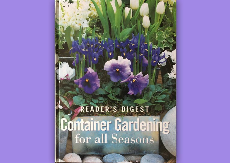 READER'S DIGEST Container Gardening for all Seasons リーダーズダイジェスト コンテナガーデニング フォーオールシーズンズ
