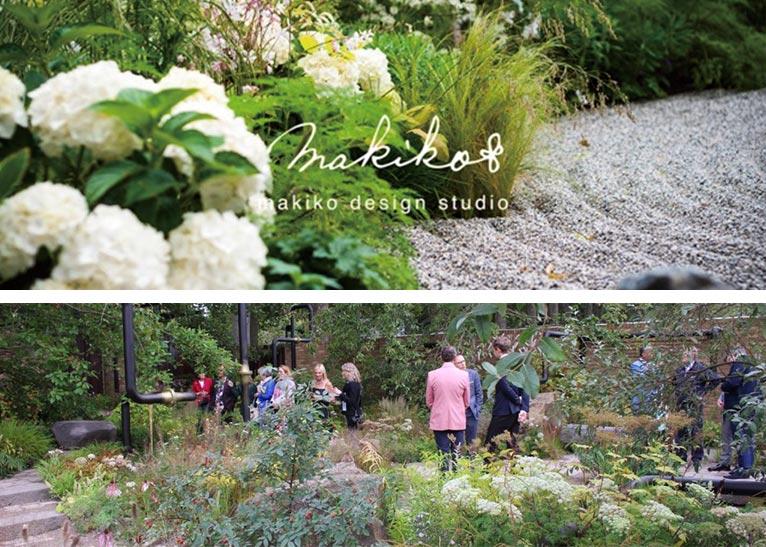 2021年10月13日Online ガーデンツアー in England, 初の9月開催チェルシーフラワーショー2021を楽しもう  (日本語開催)makiko design studio TOKYO講師:JGN創立メンバー 佐藤 麻貴子